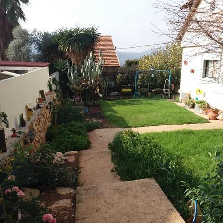 למכירה בית קרקע בגבעת חנניה