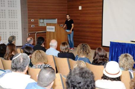 יצחק טולדנו הרצאה מעוררת השראה