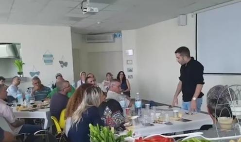 הרצאה מעוררת השראה- יצחק טולדנו- לברות וארגונים