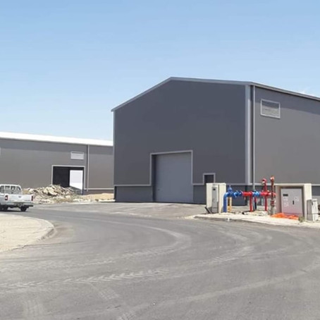 מבנה להשכרה באזור תעשייה דלתון