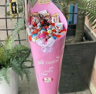 קונוס שוקולדים 4
