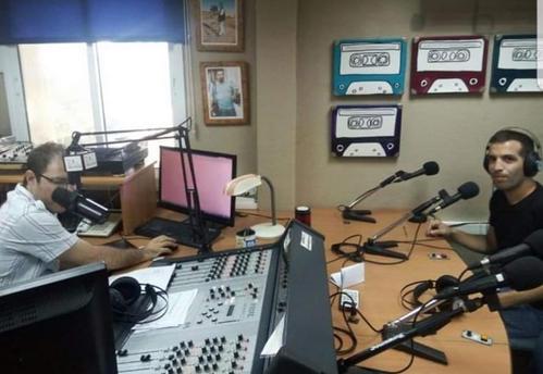 יצחק טולדנו בראיון לרדיו קול הגליל העליון