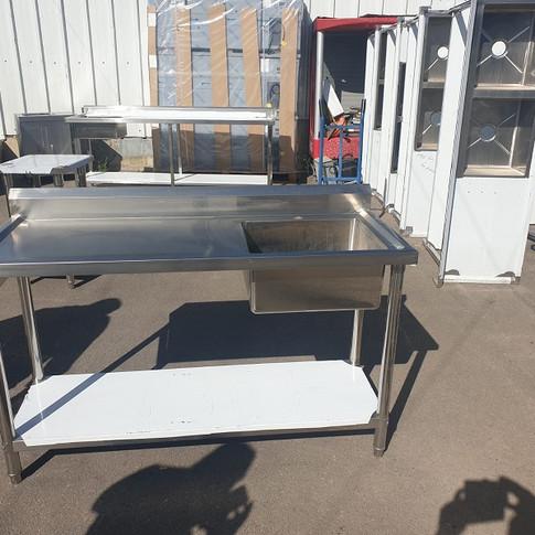 שולחן נירוסטה 7