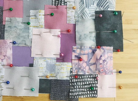 Patchwork Sashiko Kit to Project Series: Part I