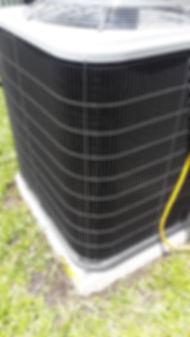 air conditioner installation service - c