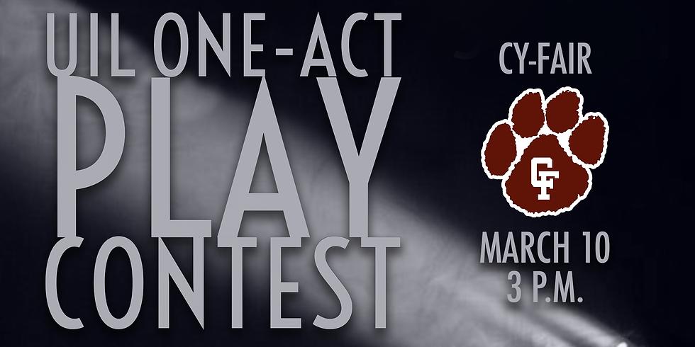 UIL One-Act Play: Cy-Fair