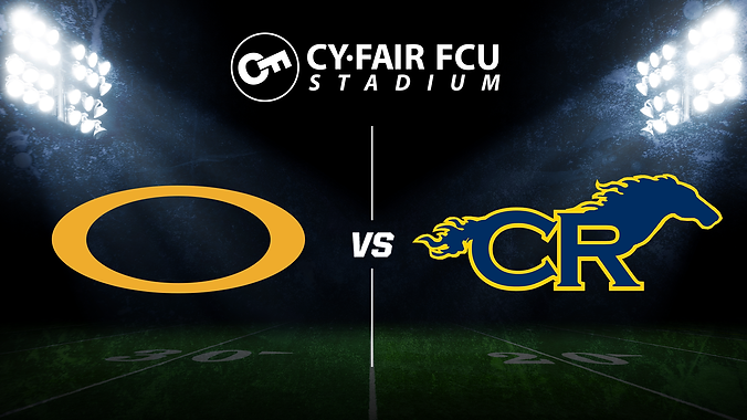 Klein Oak vs Cypress Ranch
