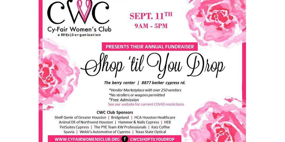 Cy-Fair Women's Club Shop 'Til You Drop