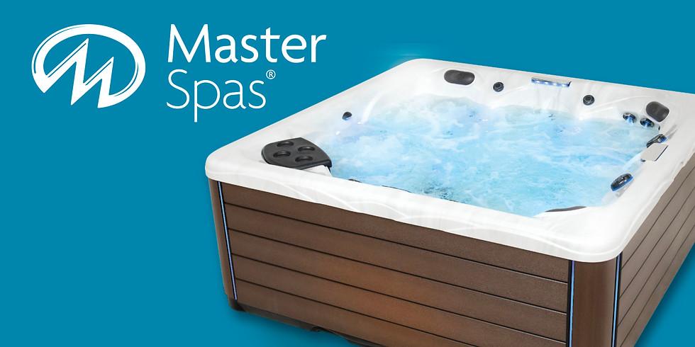 Master Spas Show