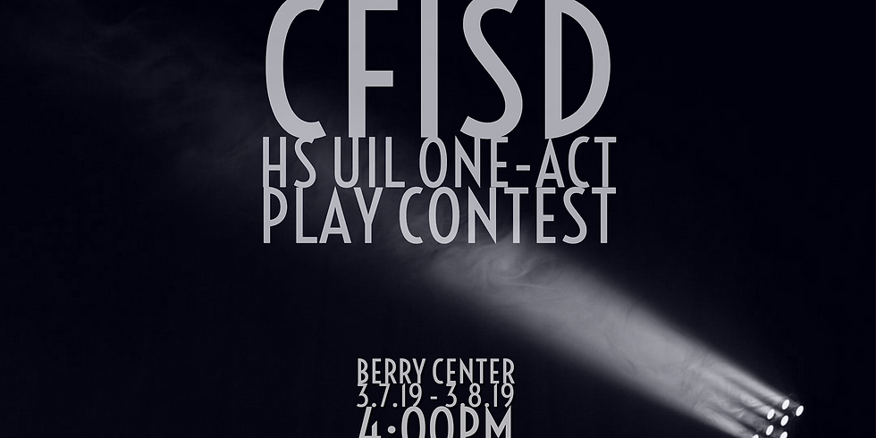 UIL ONE-ACT PLAY CONTEST