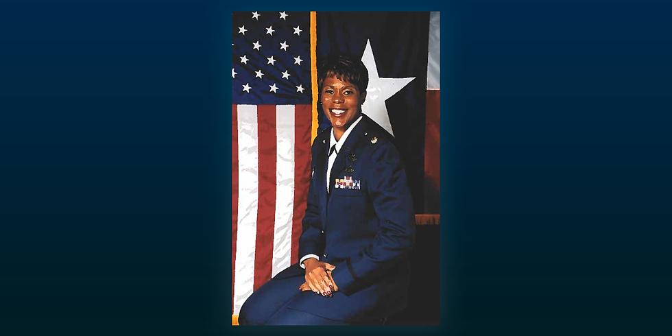 Major Wanda Ewing Memorial Service