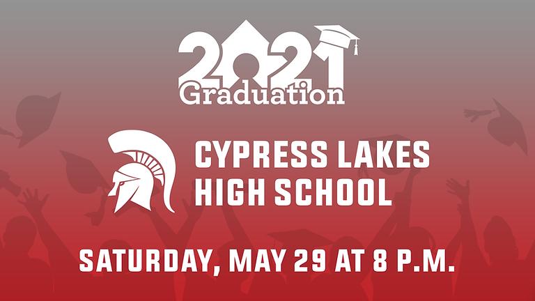 Cypress Lakes High School Class of 2021 Graduation
