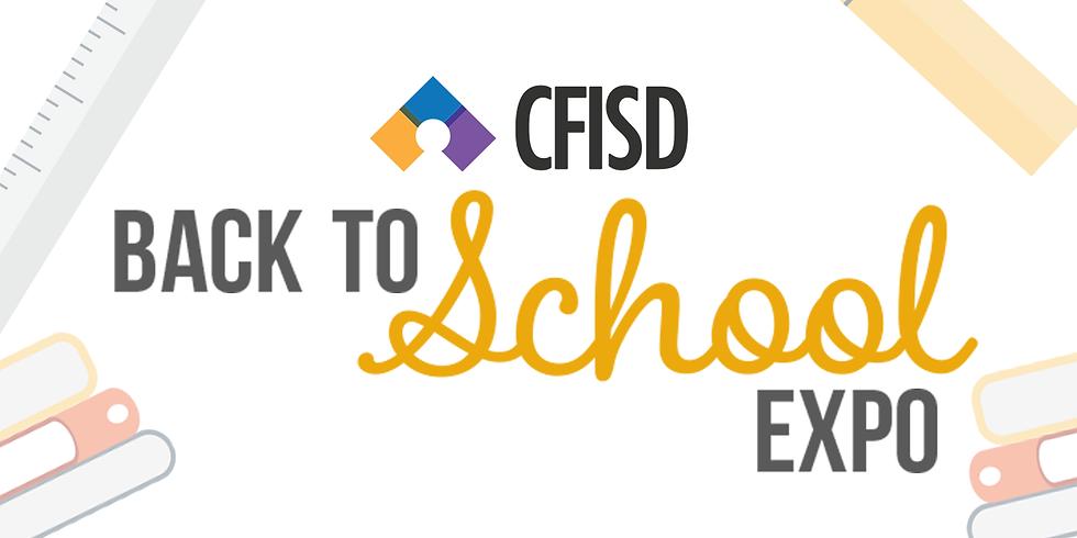 CFISD BACK TO SCHOOL EXPO