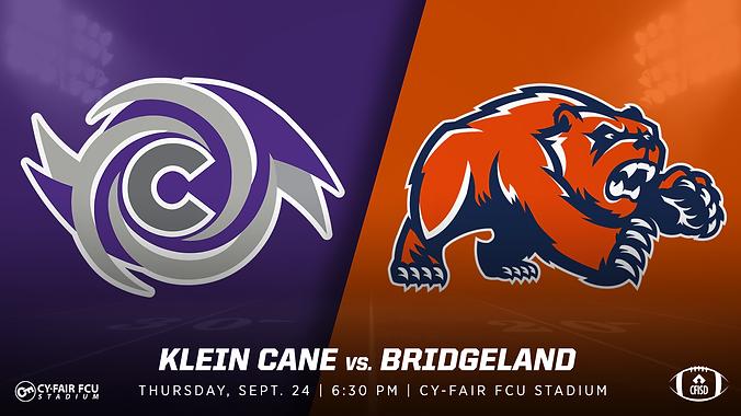Klein Cain vs Bridgeland