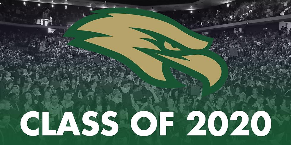 Cypress Falls High School Graduation