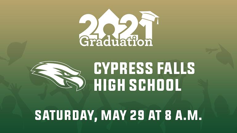 Cypress Falls High School Class of 2021 Graduation