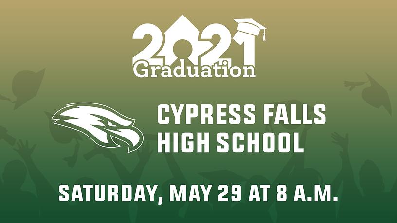 Cypress Falls High School Class of 2021