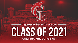 Cypress Lakes High School | Class of 2021