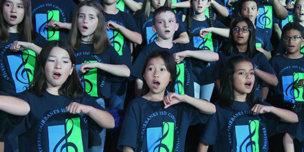 CFISD Choral Festival