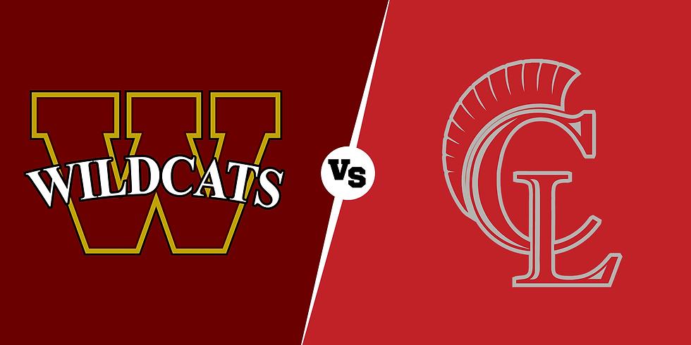 State Quarterfinal Basketball - Cypress Woods vs Cypress Lakes