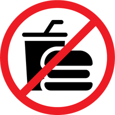 No Outside Food or Drink