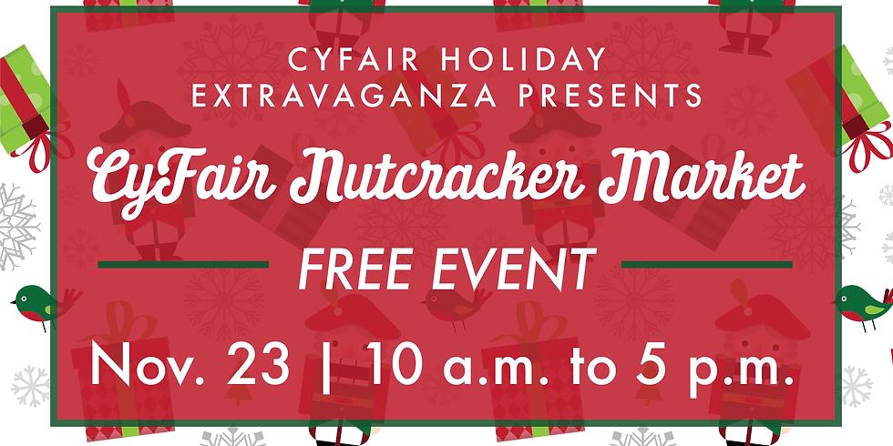 CyFair Nutcracker Market