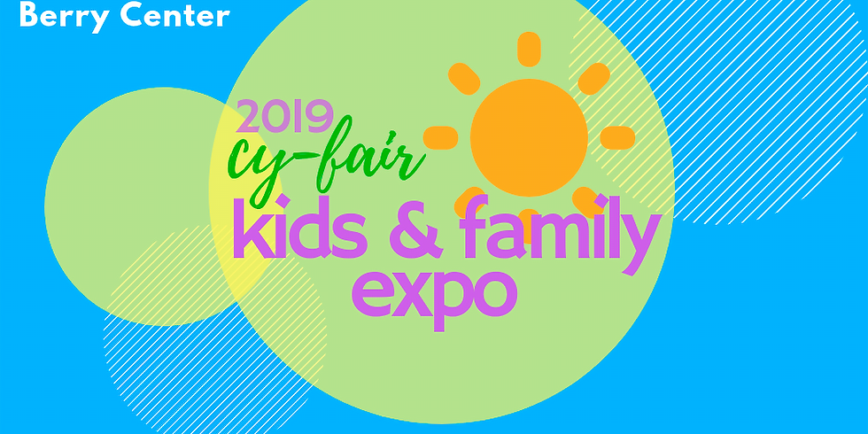 Cy-Fair Kids & Family Expo