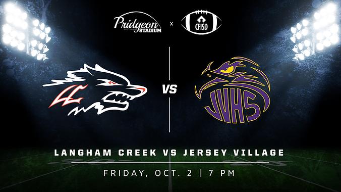 Langham Creek vs Jersey Village