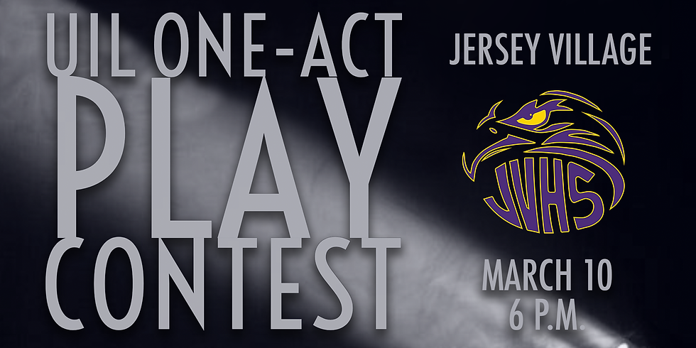 UIL One-Act Play: Jersey Village