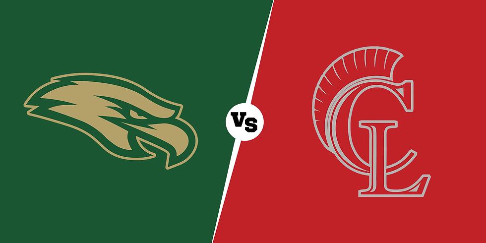 Varsity Soccer - Cypress Falls vs Cypress Lakes