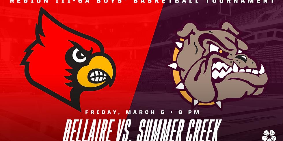 Bellaire vs. Summer Creek