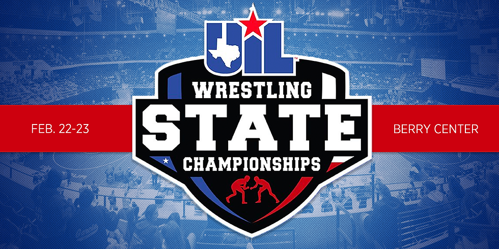 UIL STATE WRESTLING TOURNAMENT