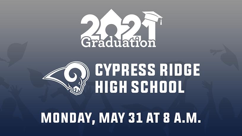 Cypress Ridge High School Class of 2021
