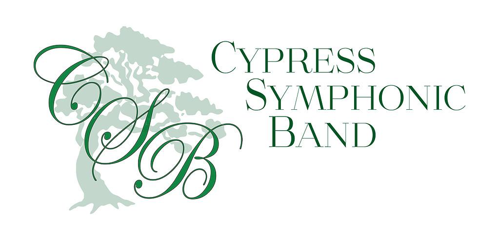 Cypress Symphonic Band - Patriotic Concert