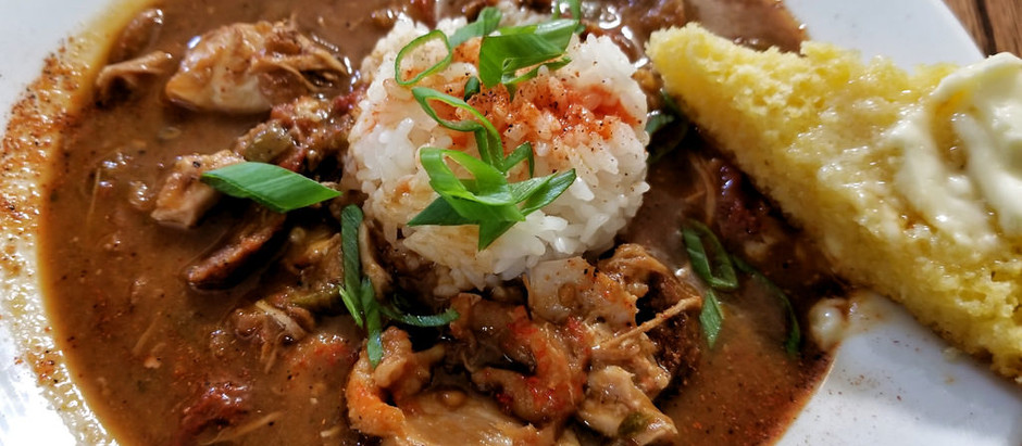 CHEF MELVIN'S FAMOUS GUMBO