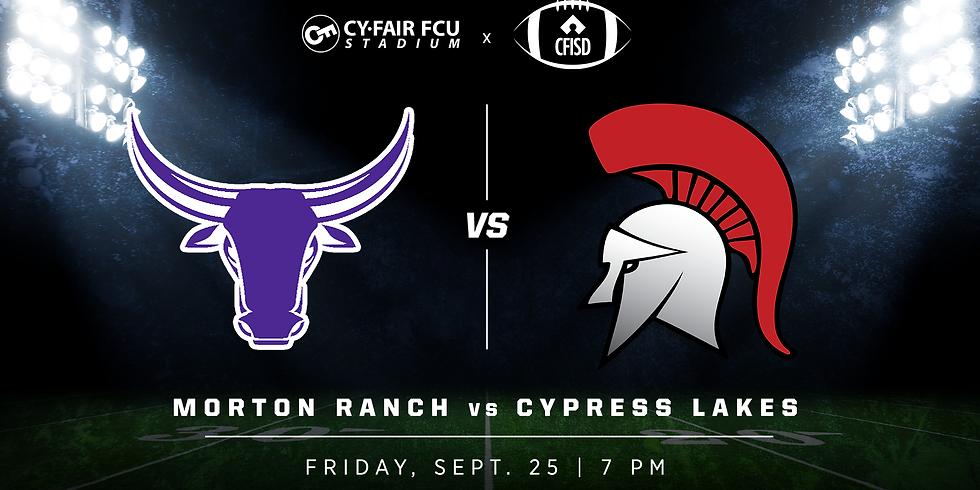 Morton Ranch vs Cypress Lakes