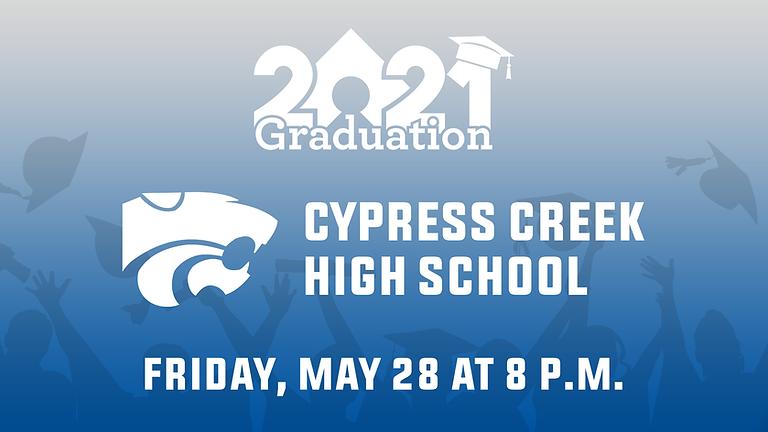 Cypress Creek High School Class of 2021 Graduation