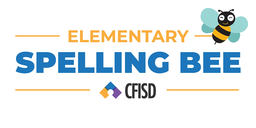 CFISD Elementary Spelling Bee