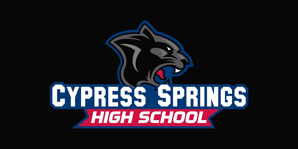 (Seniors) Cypress Springs High School Awards Ceremony