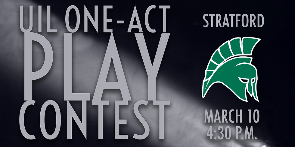 UIL One-Act Play: Stratford