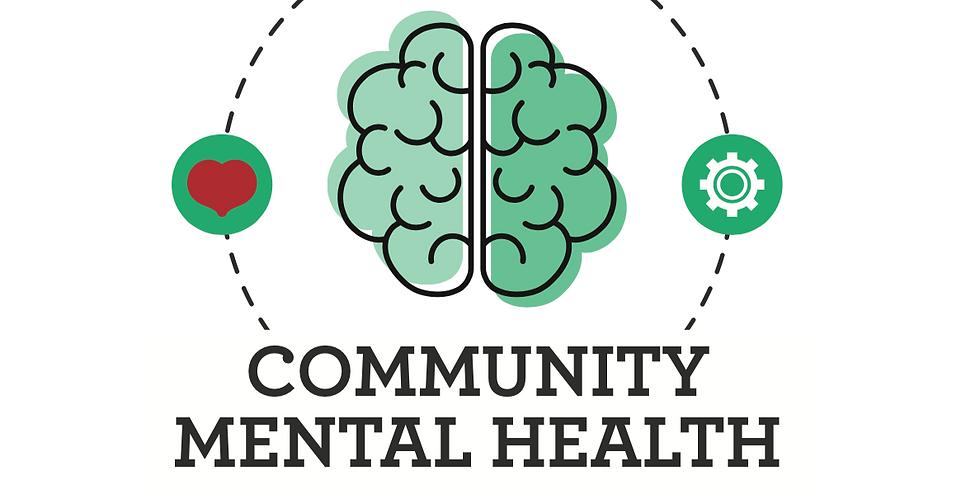 Community Mental Health Resource Fair