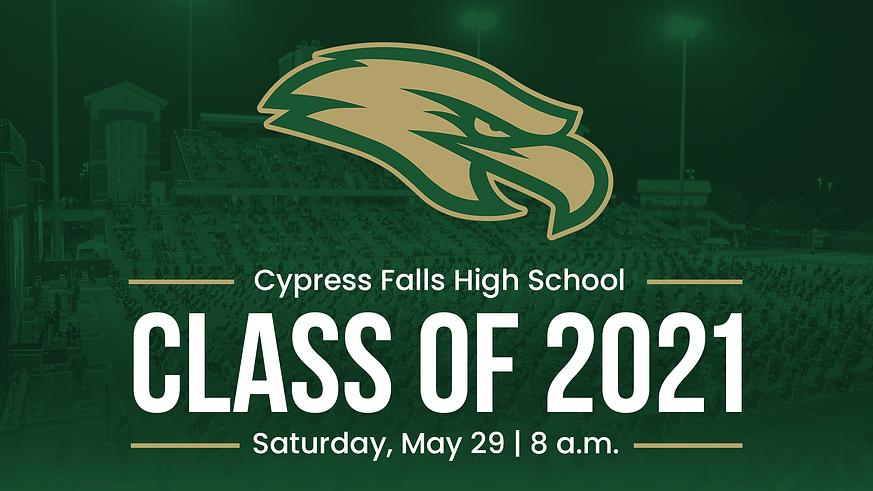 Cypress Falls High School | Class of 2021