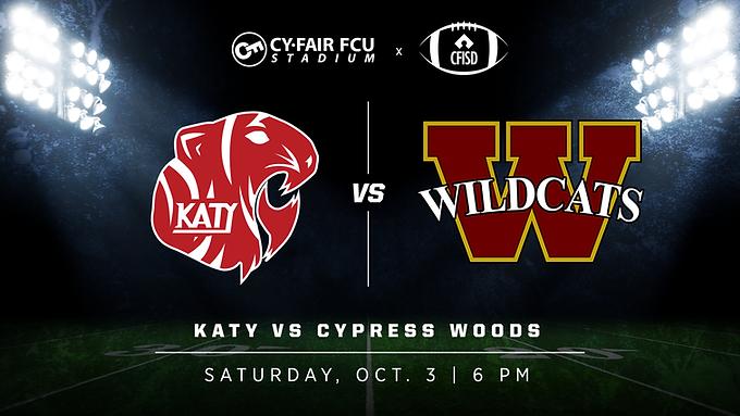 Katy vs Cypress Woods