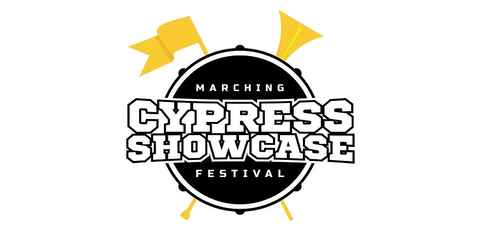 Cypress Showcase Marching Festival