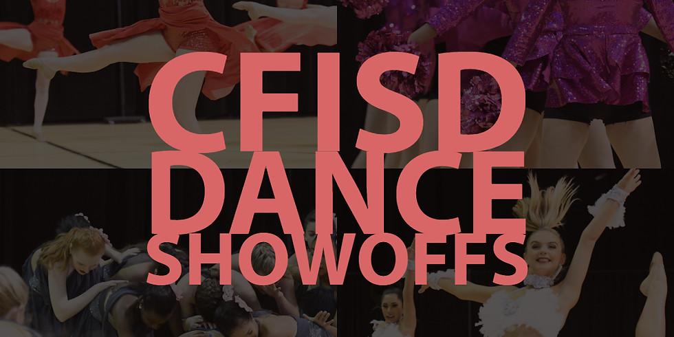 CFISD DANCE SHOWOFFS