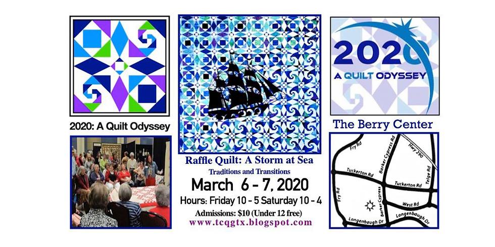 Tri County Quilt Guild Quilt Show 2020 A Quilt Odyssey