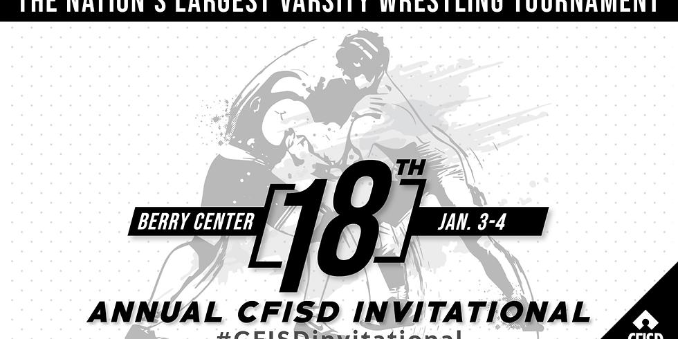 CFISD Invitational Wrestling Tournament