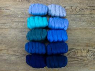 Dyed Merino Multi packs