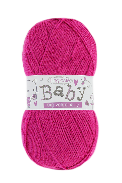 Big Value Baby 4 ply