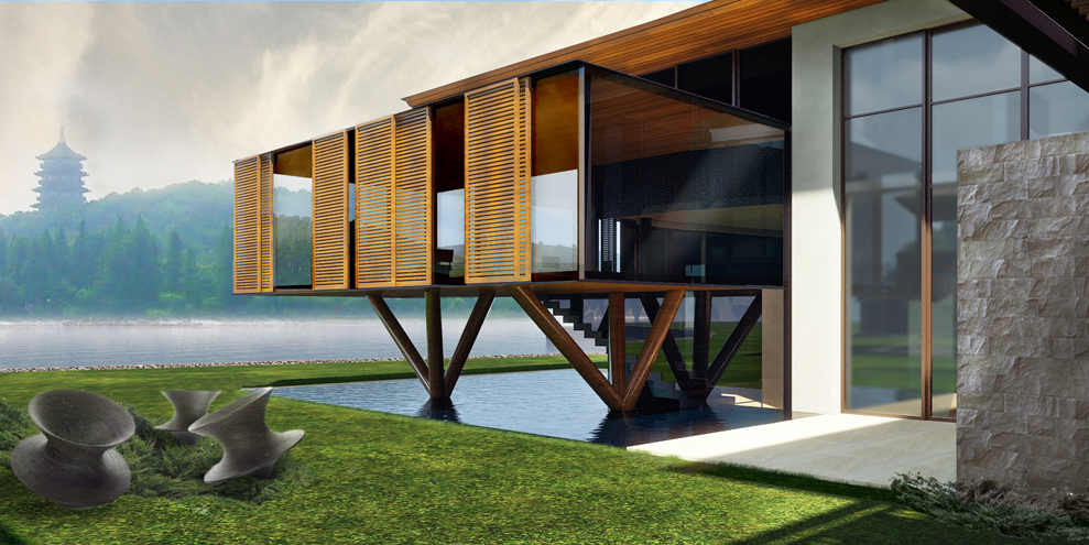 Luxury Villa - The Stilt House 22